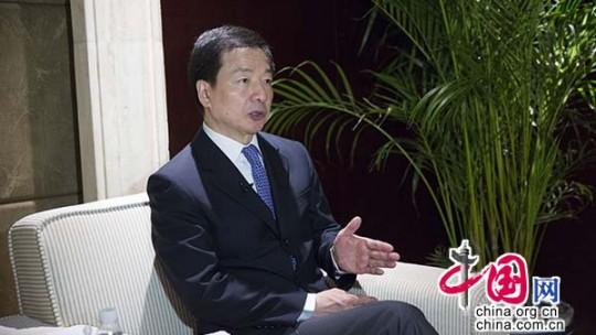 周明伟:紧抓历史机遇 推动中国翻译事业发展