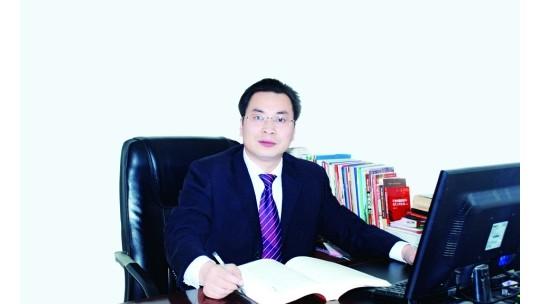 光华集团董事长赵志宏向全国人民拜年