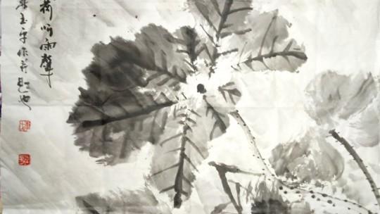 中国当代实力派书画名家李玉平书画艺术欣赏