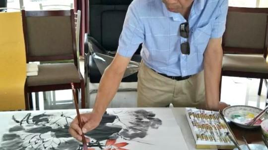 中国当代实力派书画名家杨国芳书画艺术欣赏