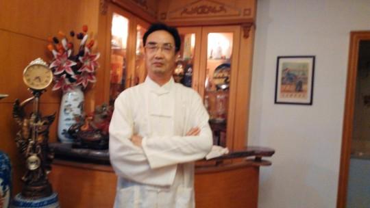 中国当代实力派书画名家聂子明书法作品欣赏