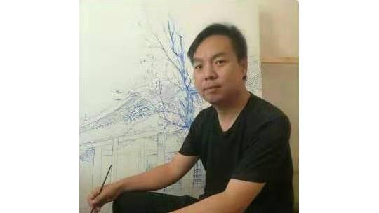 中国当代实力派书画名家王志勇书画艺术欣赏