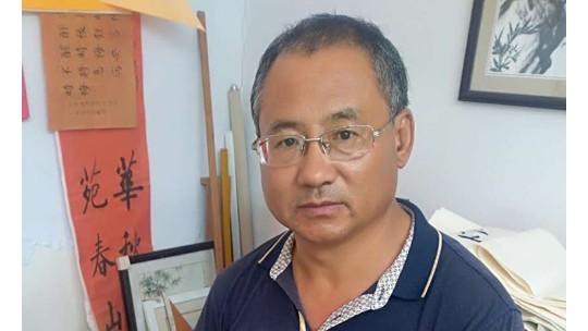 中国当代实力派书画名家索涵龙书法艺术欣赏