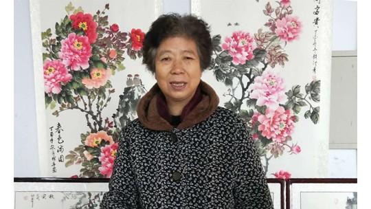 中国当代实力派书画名家赵洪秀书画艺术欣赏