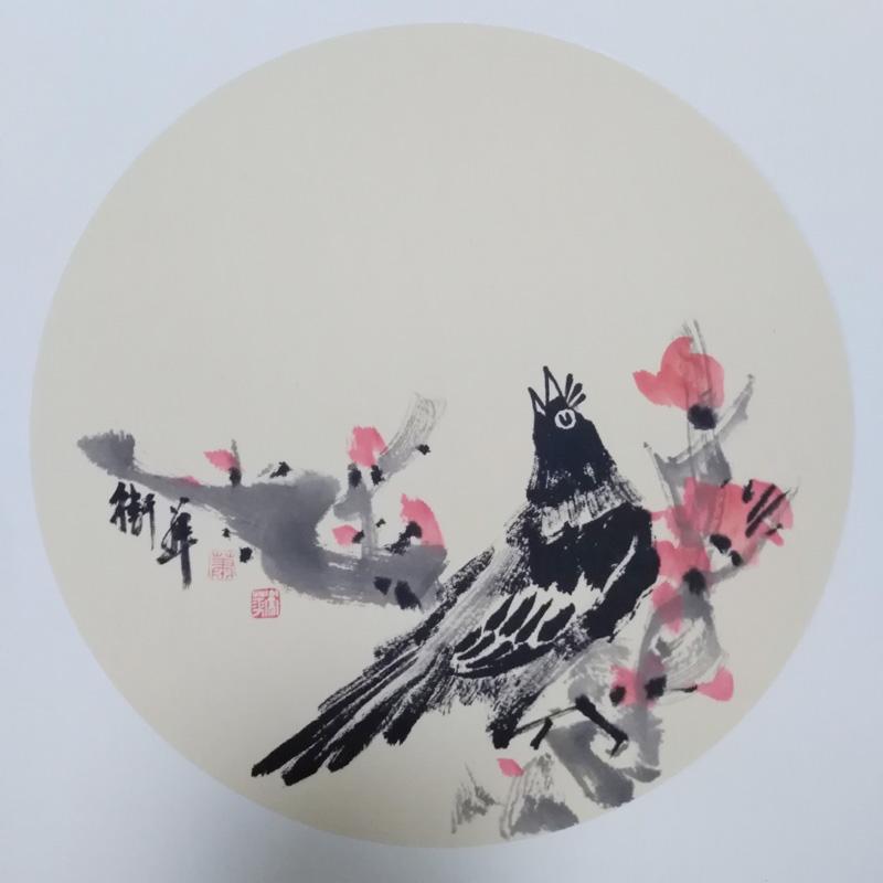 中国当代实力派书画名家肖卫华书画艺术欣赏