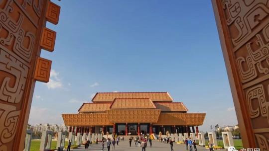 中国文字博物馆被命名为全国爱国主义教育示范基地