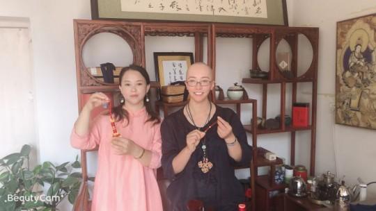 京视网手机台《发现之旅》频道结绳记事专题组成立
