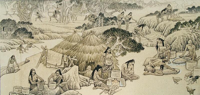 冀南磁山文化的辉煌