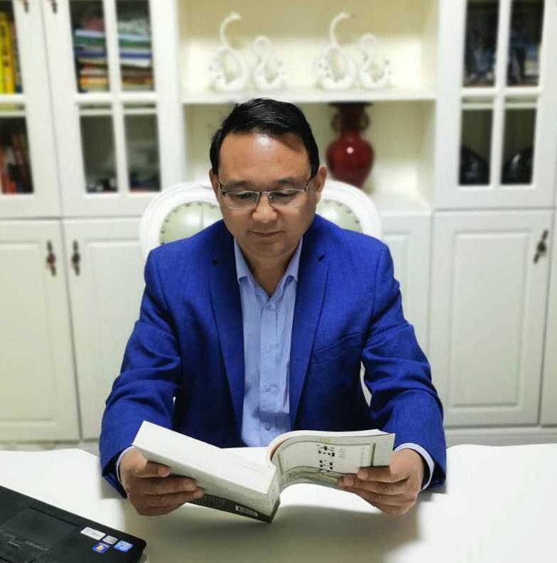 第六届全国道德教育新闻人物——杜春成